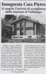 CORRIERE VALSESIANO 25-05-2010