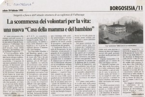 """""""IL MONTEROSA"""" 20-02-1999"""