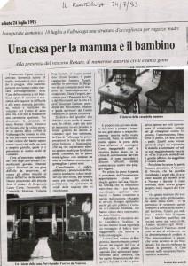 """""""Il Monterosa"""" 24-07-93"""