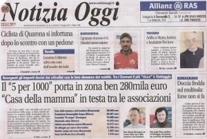 """""""NOTIZIA OGGI"""" 21 MAGGIO 2015 A"""