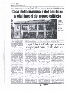 """NOTIZIA OGGI"" 26-04-1999"