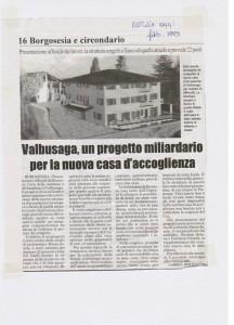 """NOTIZIA OGGI"" febbraio 1999"