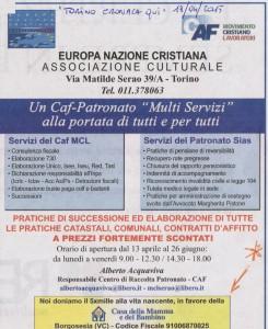 TORINO CRONACA QUI 18-04-2015