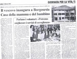 """""""l'INFORMATORE"""" 1-02-2003 B"""