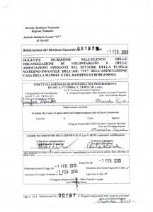 iscrizione organizzazioni tutela materno-infantile ASL VC
